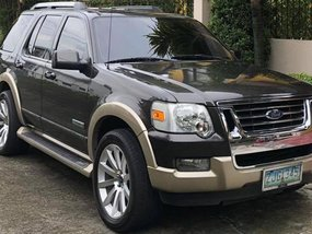 Selling Ford Explorer 2007 Automatic Gasoline in Parañaque