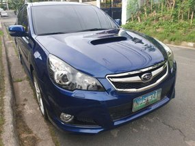 2nd Hand Subaru Legacy 2010 for sale in Parañaque
