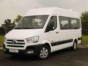 Hyundai H350 2018 Manual Diesel for sale in Calamba