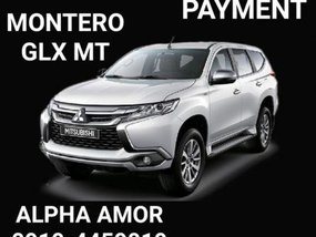 Selling Mitsubishi Montero 2019 Manual Diesel in Manila