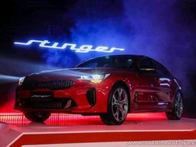 Brand New Kia Stinger 2019 Automatic Diesel for sale in Makati