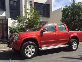 Selling Isuzu D-Max 2008 at 73000 km in Quezon City