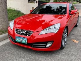 Selling 2nd Hand Hyundai Genesis 2011 in Cebu City