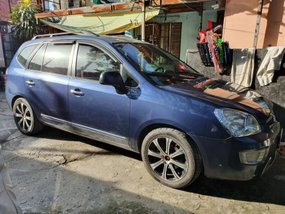 Sell 2nd Hand 2007 Kia Carens at 130000 km in Manila