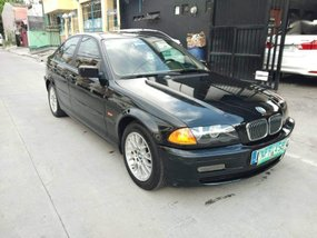 Sell Black 2002 Bmw 318i in Las Piñas