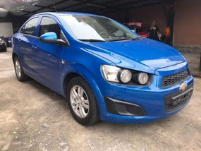 2nd Hand Chevrolet Sonic 2015 for sale in Parañaque