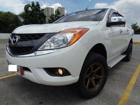 Selling Mazda Bt-50 2015 at 30000 km in Quezon City