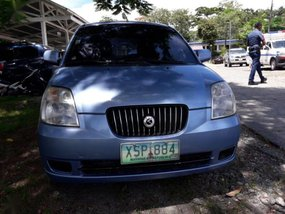 Selling Kia Picanto 2005 at 110000 km in Calapan