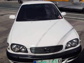 Selling Toyota Corolla 1999 Manual Gasoline in Marikina