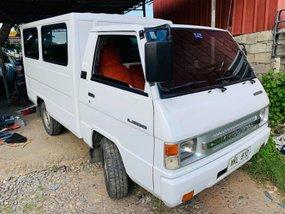 Sell White 2004 Mitsubishi L300 Manual Diesel in Isabela