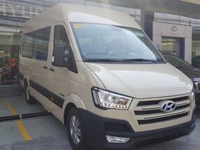 Selling Hyundai H350 2019 Manual Diesel in Makati
