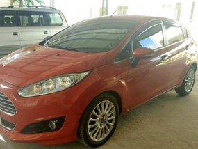 Ford Fiesta 2015 Automatic Gasoline for sale in Binalonan