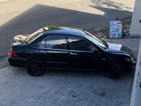 2nd Hand Mitsubishi Lancer 2003 Automatic Gasoline for sale in Lipa
