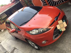 Selling Used Ford Fiesta 2013 Hatchback in Metro Manila