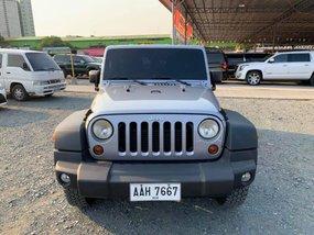 2014 acquired Jeep Wrangler Rubicon