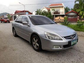Selling Honda Accord 2004 Automatic Gasoline in Rodriguez