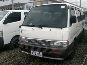 2nd Hand Nissan Urvan 2012 at 60000 km for sale