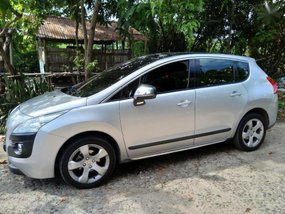 2nd Hand Peugeot 3008 2014 Automatic Diesel for sale in Quezon City