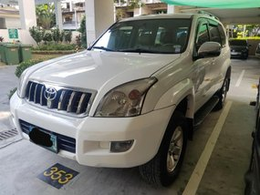 2nd Hand Toyota Land Cruiser Prado 2006 at 138000 km for sale in Pasig
