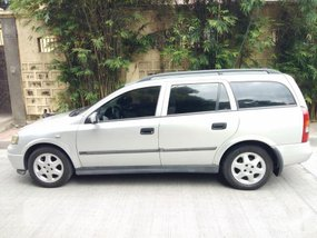 Opel Astra 2001 Wagon (Estate) Automatic Gasoline for sale in Quezon City