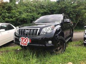Sell 2nd Hand 2010 Toyota Land Cruiser Prado at 72000 km in Manila