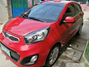 Selling 2nd Hand Kia Picanto 2012 in Manila