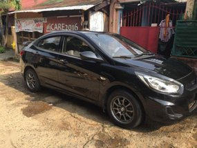 Selling Hyundai Accent 2010 Manual Gasoline in Antipolo