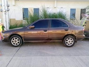 Selling Nissan Sentra 1995 Manual Gasoline in General Trias