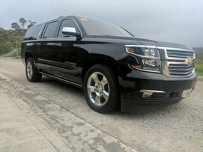 Selling Chevrolet Suburban 2016 Automatic Gasoline in Baguio