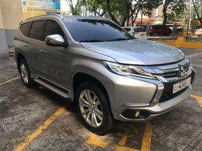 Selling Mitsubishi Montero 2016 at 30000 km in Manila