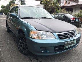 Honda City 2002 Manual Gasoline for sale in Antipolo