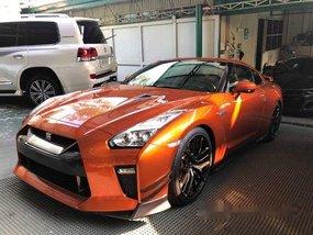 Sell Orange 2017 Nissan Gt-R at 1500 km in Manila