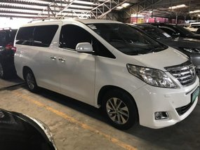 Brand New Toyota Alphard 2012 at 70000 km for sale