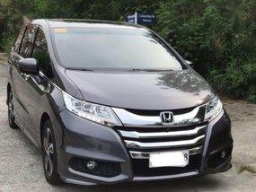Selling Honda Odyssey 2017 Automatic Gasoline in Parañaque