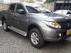 Sell 2nd Hand 2017 Mitsubishi Strada Manual Diesel at 38000 km in San Fernando