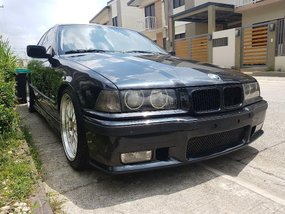 Selling 2nd Hand Bmw 316I 1998 Manual Gasoline at 110000 km in Lipa