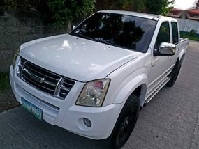 2nd Hand Isuzu D-Max 2009 Manual Diesel for sale in Davao City