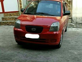 2nd Hand Kia Picanto 2007 Hatchback at Manual Gasoline for sale in Morong