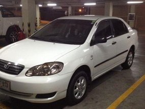 Toyota Altis 2005 Manual Gasoline for sale in Pasig
