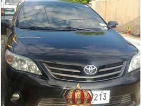 Selling Toyota Altis 2011 Automatic Gasoline in Las Piñas