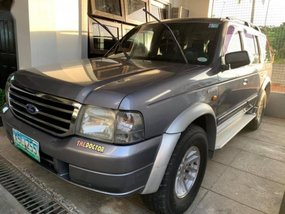 Sell 2nd Hand 2004 Ford Everest Automatic Diesel at 90000 km in Santiago