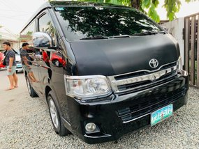 Sell Used 2011 Toyota Hiace Van in Isabela