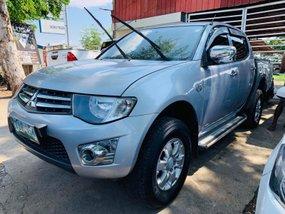 Sell Used 2012 Mitsubishi Strada Truck Manual Diesel
