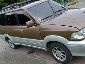Brown Toyota Revo Sport 2002 at 100000 km for sale
