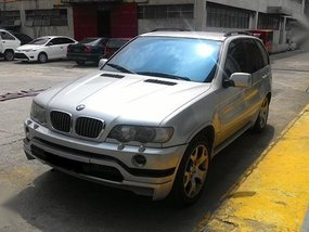 2nd Hand Bmw X5 2002 for sale in Pasig