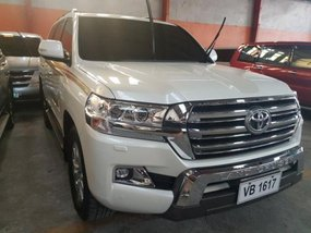 2nd Hand Toyota Land Cruiser 2016 for sale in Quezon City