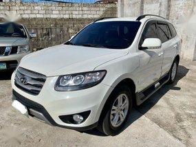 Sell 2nd Hand 2012 Hyundai Santa Fe Automatic Diesel at 60000 km in Caloocan
