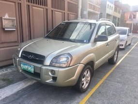 Sell 2nd Hand 2007 Hyundai Tucson Automatic Diesel at 100000 km in Marikina