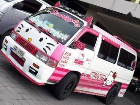 Selling Nissan Urvan 2014 at 130000 km in Manila