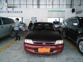 Selling Ford Lynx 2002 Manual Gasoline in Taguig